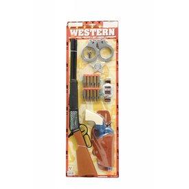 M&F Little Outlaw Sheriff Gun Set 50576