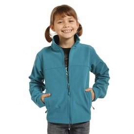 POWDER RIVER OUTFITTERS Girl's Powder River Softshell Jacket K2-9646