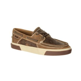 Durango Women's Durango Music City Western Boat Shoe DRD0233