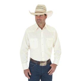 Wrangler Men's Wrangler Snap Front Shirt 75226TN