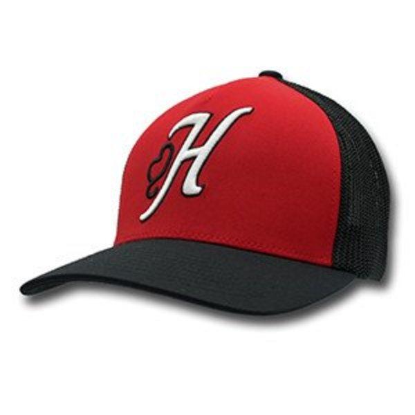0f76a68365 Hooey Men's Hooey Cap 1805RDBK | Corral Western Wear