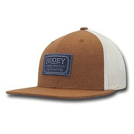 Hooey Men's Rust Brown Doc Cap