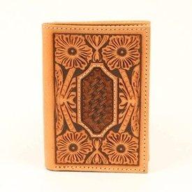 Ariat Men's Ariat Tri-Fold Wallet A3536308