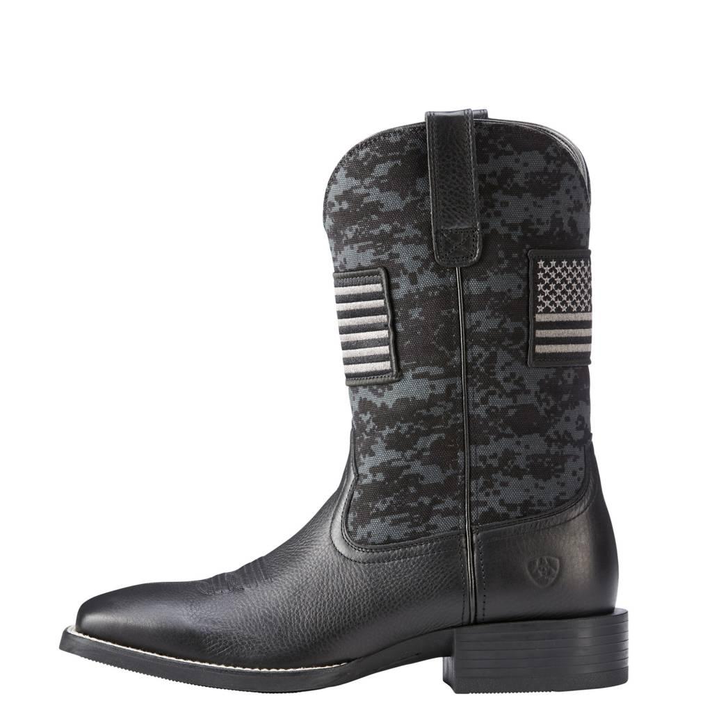 00100a1d4aa Ariat Men s Ariat Sport Patriot Boot 10023361 - Corral Western Wear