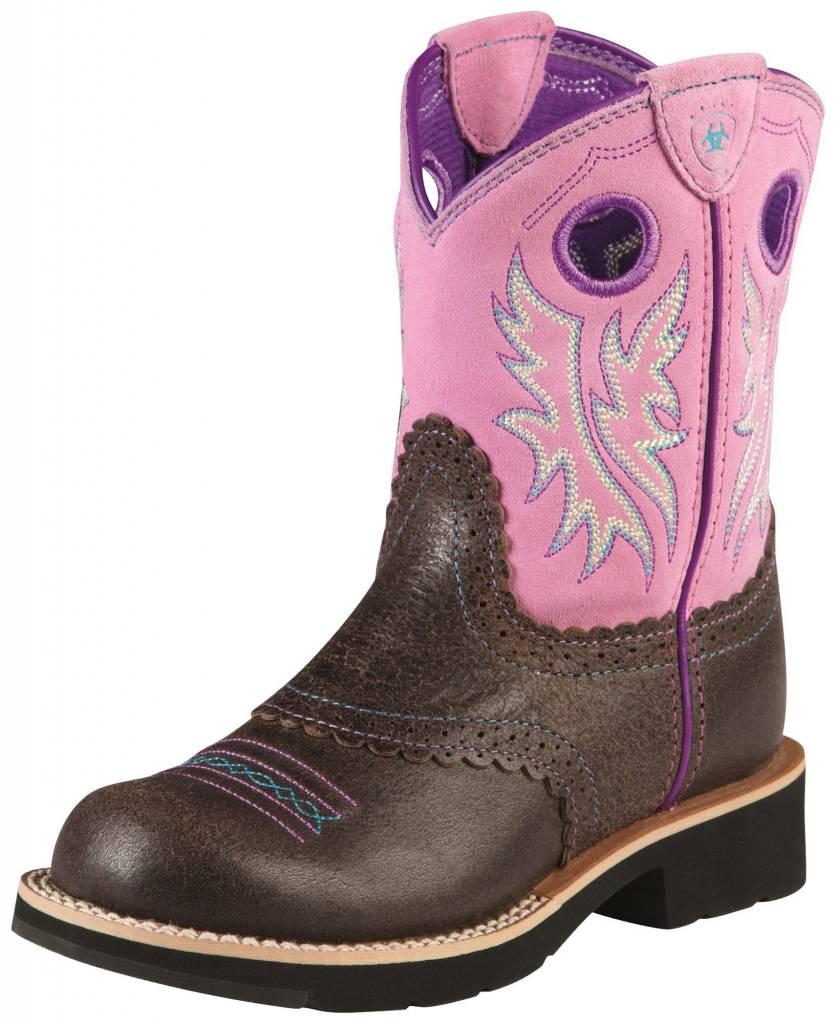 Ariat 1 Corral Fatbaby Children's C3 10008723 C Boot Western sCxthdrQB