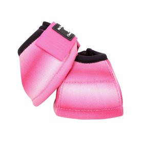 Classic Equine CLASSIC EQUINE DYNO DESIGNER PINK FUSION BELL BOOTS