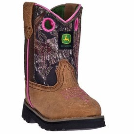 John Deere Toddler's Johnny Popper Boot C4