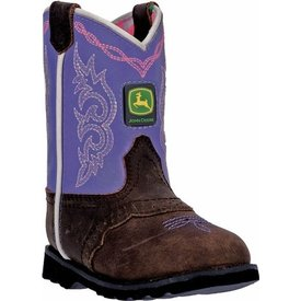 John Deere Toddler's John Deere Johnny Popper Boot JD1158 C4