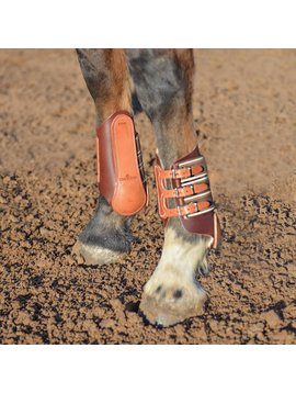 Classic Equine CLASSIC EQUINE LEATHER SPINT BOOTS LSB100B