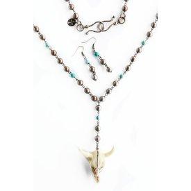 West & Co. West & Co. Necklace Set N1166
