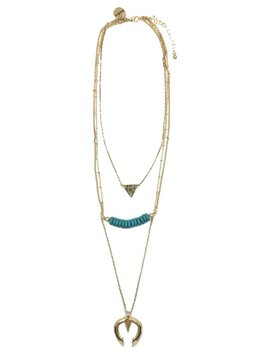 West & Co. West & Co. Necklace N1164BG