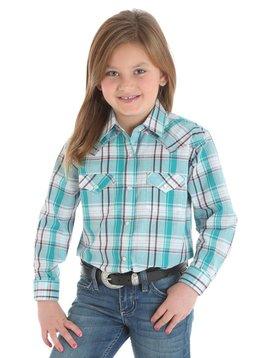 Cruel Girl Toddler Girls/' Red /& White Bandana Print Shirt CTW3301004 CTW3302004