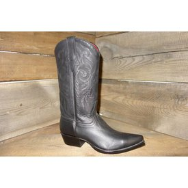 Horse Power Women's Black Snip Toe Western Boot C3 8 M