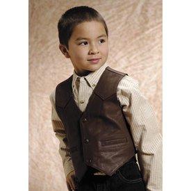 Roper Boy's Roper Classic Vest 02-094-0510-0502BR