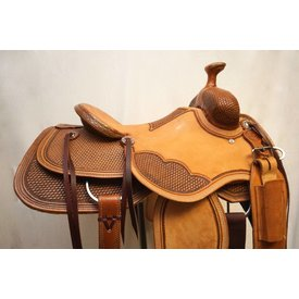 Rocking T Saddlery Rocking T Roping Saddle