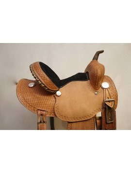 Chino Tack Chino Tack Barrel Saddle