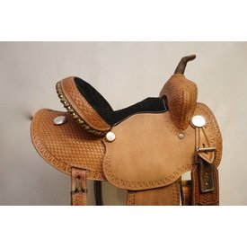 "Chino Tack Chino Tack 12"" Barrel Saddle"
