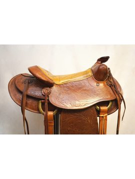 Saddle King Of Texas Corral Western Wear
