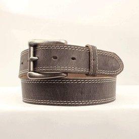 Nocona Belt Co. Men's Grey Austin Belt