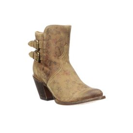 Lucchese Women's Catalina Western Bootie M4953