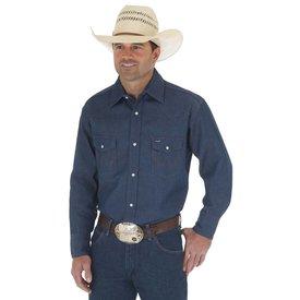 Wrangler Men's Wrangler Authentic Cowboy Cut Snap Front Work Shirt 70127MW