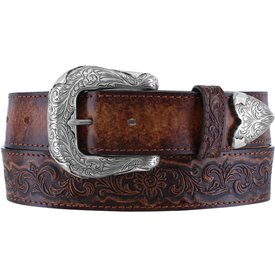 Tony Lama Women's Oxeye Daisy Belt