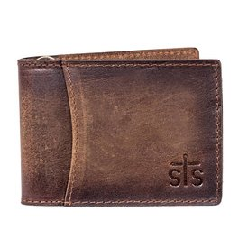 Stran Smith Men's STS Ranchwear Foreman Hidden Money Clip  STS61055