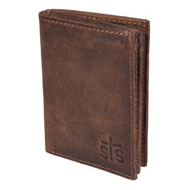 Stran Smith Men's STS Ranchwear Foreman Tri-Fold Wallet