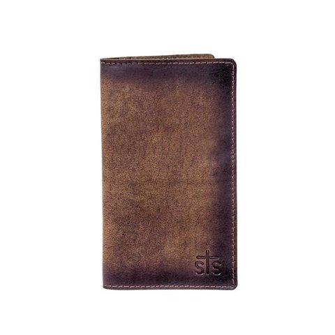 Men's STS Ranchwear Foreman Long Bi-Fold Wallet STS60375
