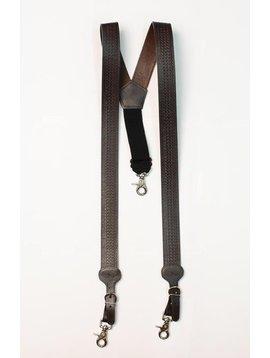Nocona Belt Co. Men's Nocona Suspenders N8512402