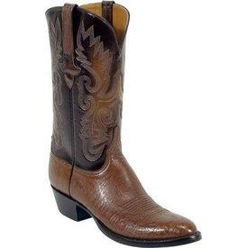 Lucchese Men's Smooth Ostrich Classics Western Boot