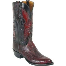 Lucchese Men's Black Cherry Classics Western Boot
