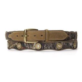 Nocona Belt Co. Men's Mossy Oak Belt Sz 40