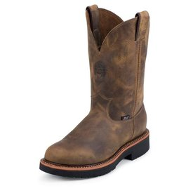 Justin Men's Justin Steel Toe Work Boot 4441