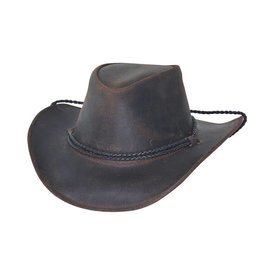 Bullhide Bullhide Hilltop Leather Hat 4071