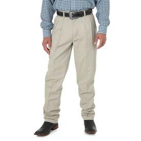 Wrangler Men's Wrangler Riata Pleated Front Casual Pant 95KH