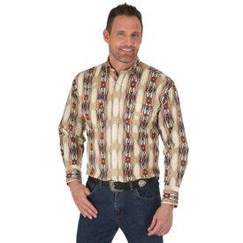 Wrangler Men's Wranlger Checotah Snap Front Shirt MC1235M