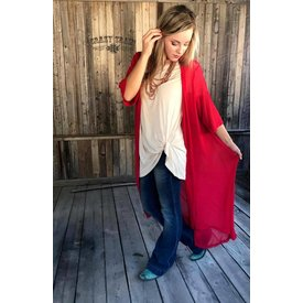 Crazy Train Candy Apple Red Duster