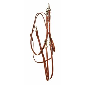 Berlin Custom Leather LTD German Martingale w/Barrel Reins