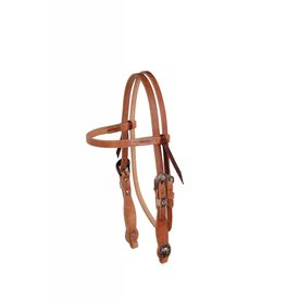 Berlin Custom Leather Berlin Leather Browband Headstall