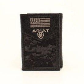 Ariat Men's Ariat Tri-Fold Wallet A3536601