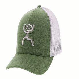 Hooey Men's Green Coach Cap