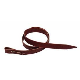 "Berlin Custom Leather Saddle Tie Latigo 1-3/4"" x 7'"