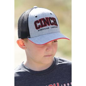 Cinch Boy's Cinch Cap MCC0006003