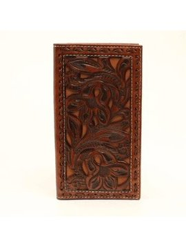 Nocona Belt Co. Men's Nocona Rodeo Wallet N500002108