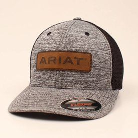 Ariat Men's Heathered Grey Cap