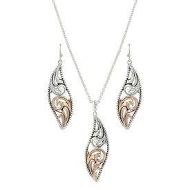 Montana Silversmiths Montana Silversmiths Jewelry Set JS3959