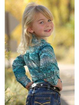 Cruel Girl Toddler's Cruel Girl Snap Front Shirt CTW8041001
