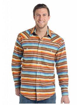 Panhandle Men's Rough Stock Snap Front Shirt R0S7580