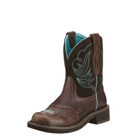Ariat Women's Ariat Fatbaby Heritage Dapper Boot 10016238